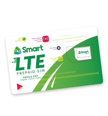 Smart Prepaid LTE SIM Now Comes with 6 Months of FREE Data and More!