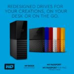 Western Digital Re-Designs Its My Passport and My Book Storage Solutions
