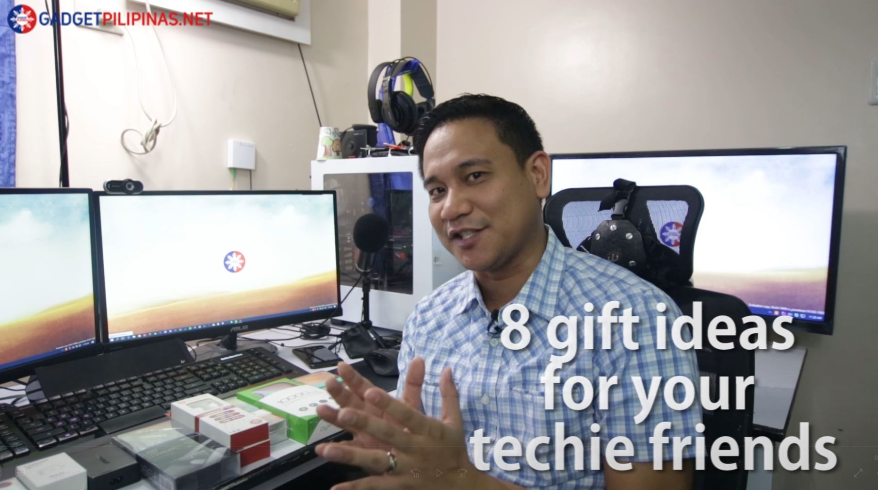 8 Gift Ideas you can buy from Tronsmart, PYXIS and Cherry Mobile for your Techie Friends
