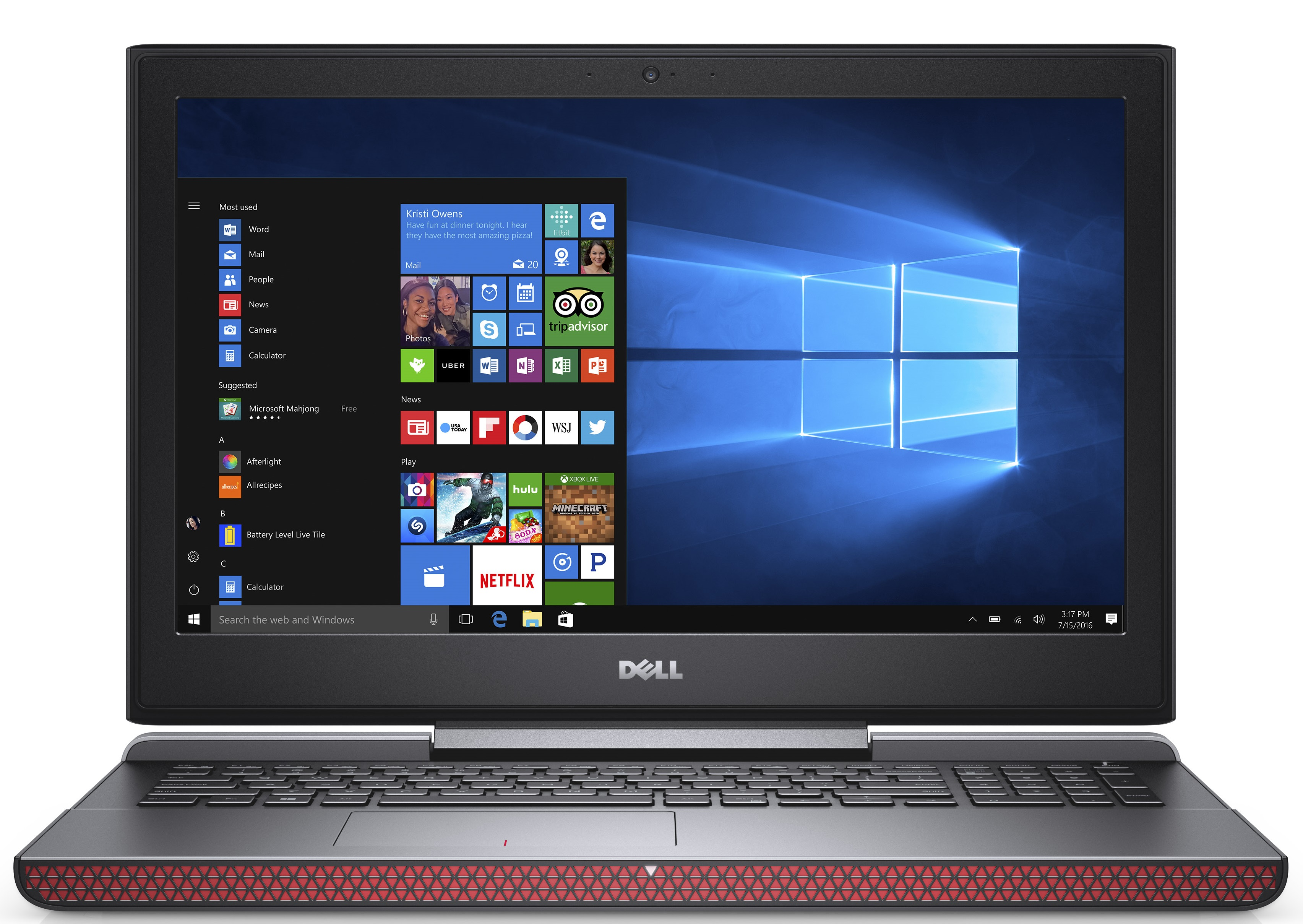 Dell Inspiron 15 7566 B62 - Dell Inspiron 15 Gaming Laptop Now Available in PH: 6th Gen Core i7 and GTX960M