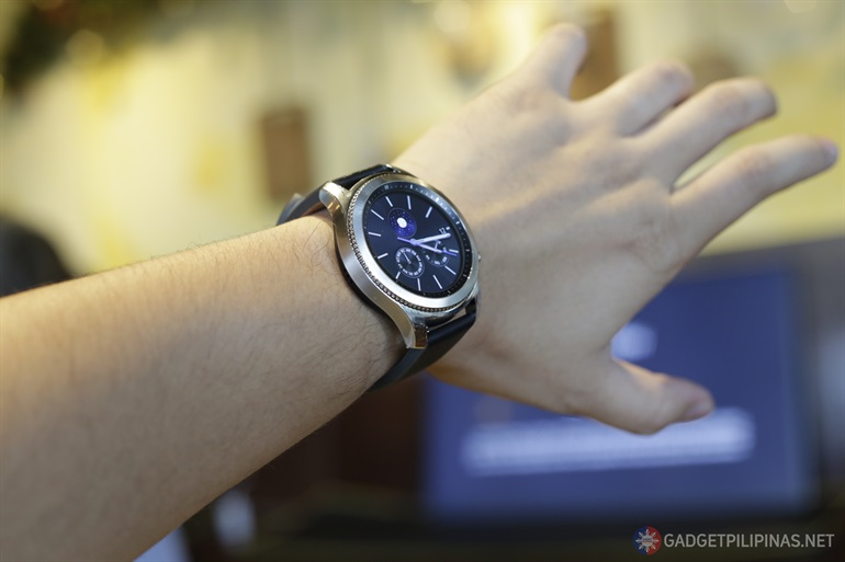 Samsung Gear S3 Now Available For Pre-Order!