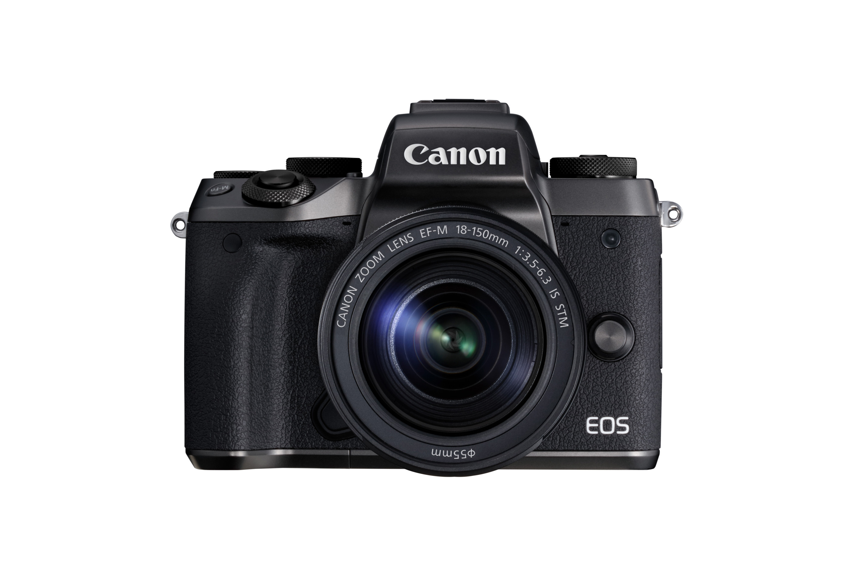 eos m5 ef m18 150is stm 01a - Canon Launches EOS M5 Compact Mirrorless Camera in PH