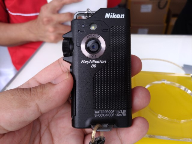 Nikon Officially Launches KeyMission Cameras in PH