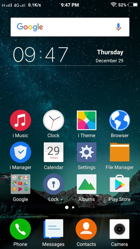 v5 sys4 576x1024 - Vivo V5 Review: Worthy of the Title