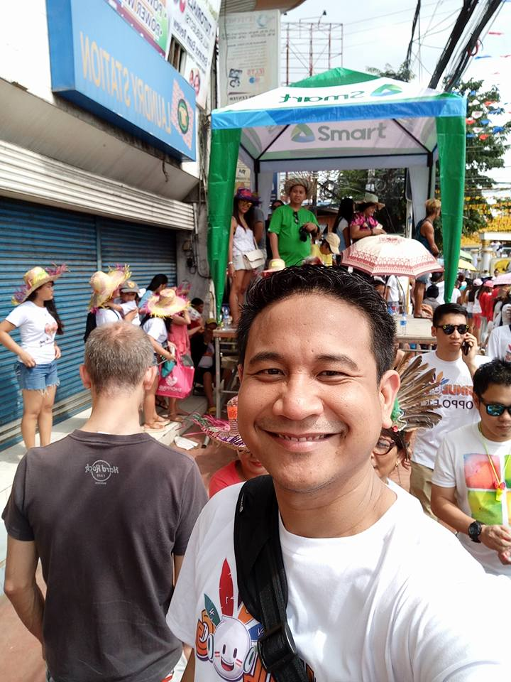 , Disconnected yet Connected Even More at Sinulog 2017 with OPPO F1s, Gadget Pilipinas