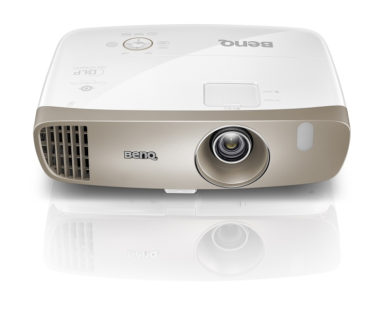 W2000 Regular Front45 - BenQ Unveils New Lineup of Home Video Projectors