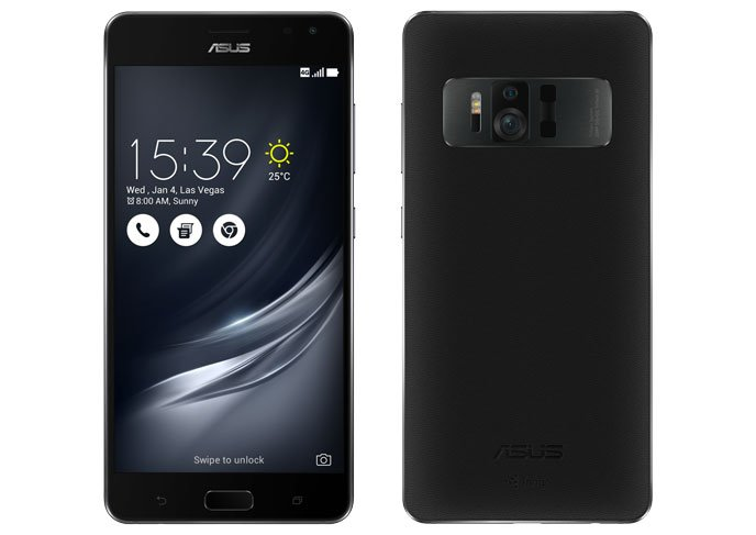 asus zenfone ar1 - ASUS Unveils Zenfone AR: Snapdragon 821, 8GB of RAM, Tango and Daydream Ready
