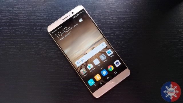 mate9 2 e1484660167338 - Huawei Mate 9 First Impressions: Elegant and Powerful