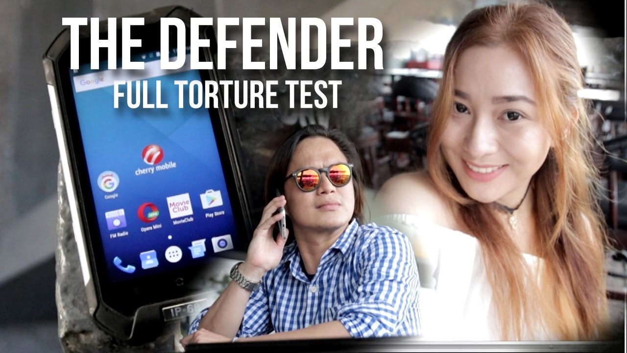Cherry Mobile Defender Review and Torture Test