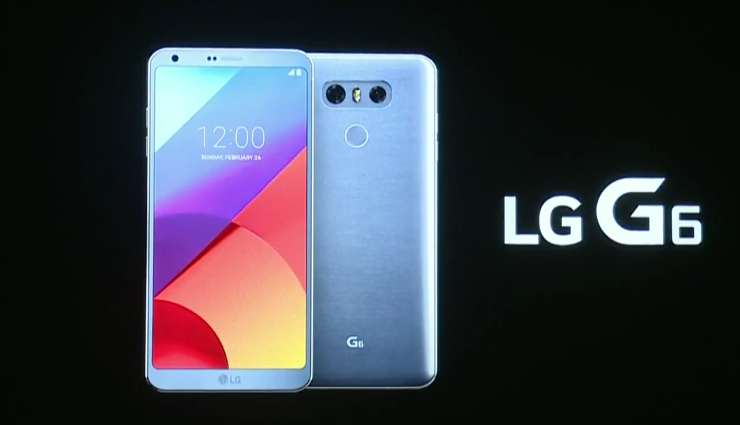 g62 - LG G6 Local Price is PhP 37,990: Pre-Order Starts April 17!