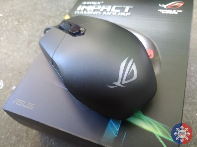 ASUS ROG Strix Impact Gaming Mouse Review: Simple, Precise