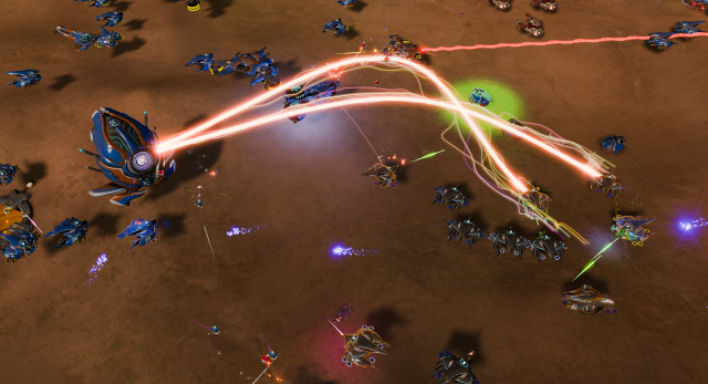 Ashes of the Singularity Now Performs Up to 30% Better with Ryzen After Initial Optimization
