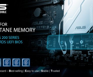 PRIME Z270 Series 1200x628 370x305 - ASUS Announces Intel Optane Memory Support for 200 Series Motherboards