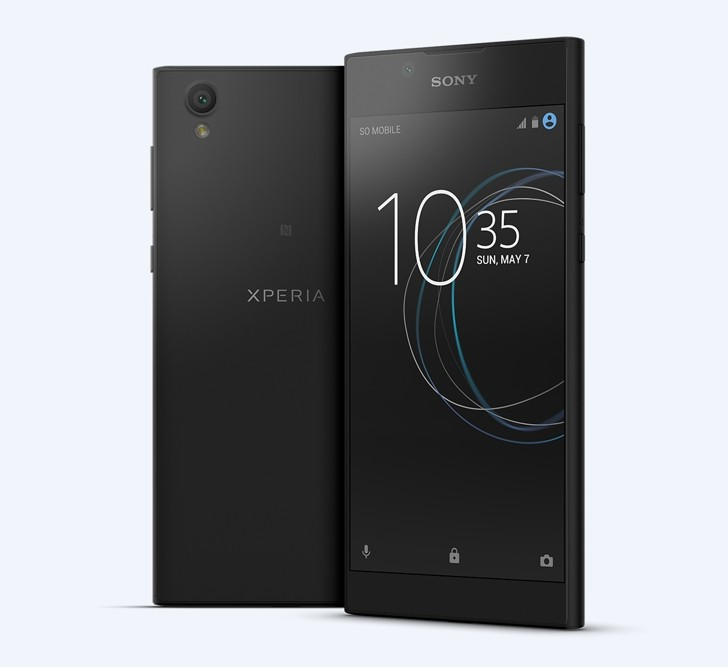 xperial1 1 - Sony Unveils Entry-Level Xperia L1