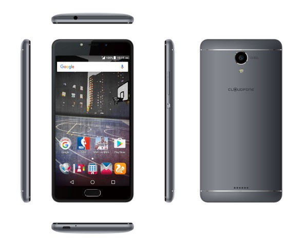 , Cloudfone Launches NBA Edition Smartphone: Available Starting May 1 for Only PhP8,999!, Gadget Pilipinas