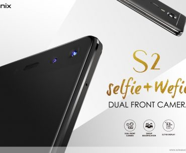 Infinix Launches S2 Pro: Octa-Core CPU, Dual Front Cameras for PhP8,990!