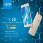 y53 sale 1 150x150 - Vivo Y53 Gets a Price Cut: Yours for Only PhP5,990!
