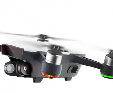Shoot aerial shots like a pro with DJI's starter drone, DJI Spark