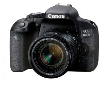 """Canon Launches EOS 800D in PH: """"World's Fastest AF Focus Speed"""""""