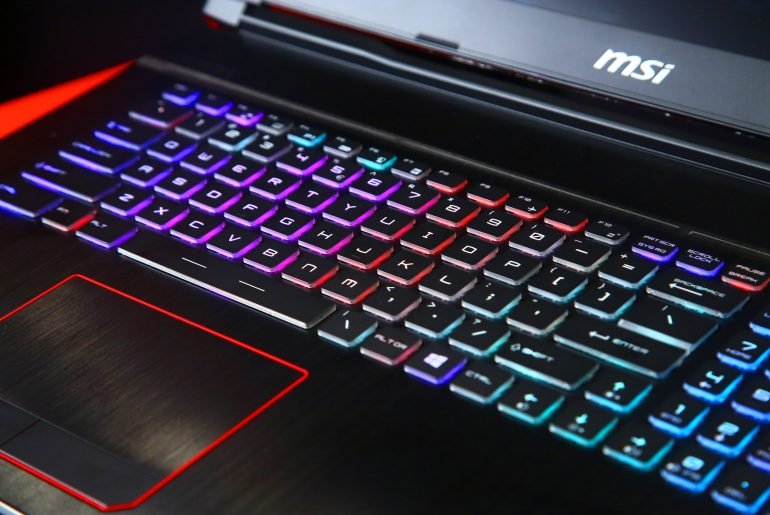 MSI Gears Up for the Next Gaming Dimension: Announces Newest Gaming Laptops at COMPUTEX 2017