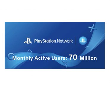 """PSN 70m.002 370x305 - Sony monthly """"Active"""" PSN users now at 70 million"""