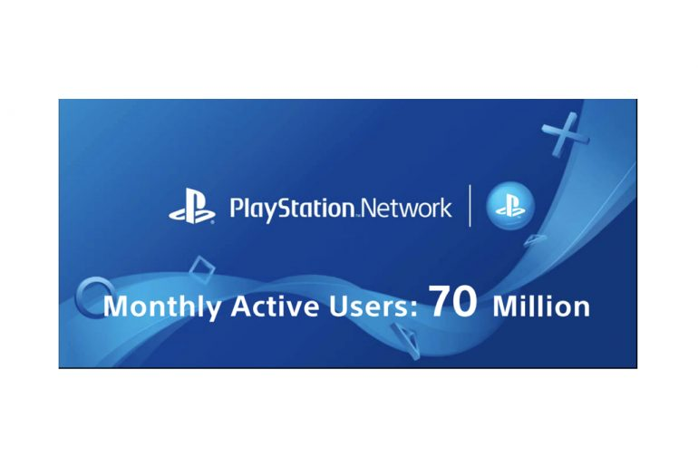 "Sony monthly ""Active"" PSN users now at 70 million"