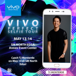 Be Serenaded by Acoustic Balladeer TJ Monterde at the Vivo Mall Tour in SM North EDSA!