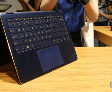 Zenbook Flip S 6 370x305 - ASUS Announces Zenbook Flip S, the world's thinnest laptop