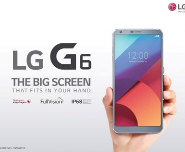 g6 globe1 370x305 - The LG G6 is Now Available on Globe's Postpaid Plan 1499
