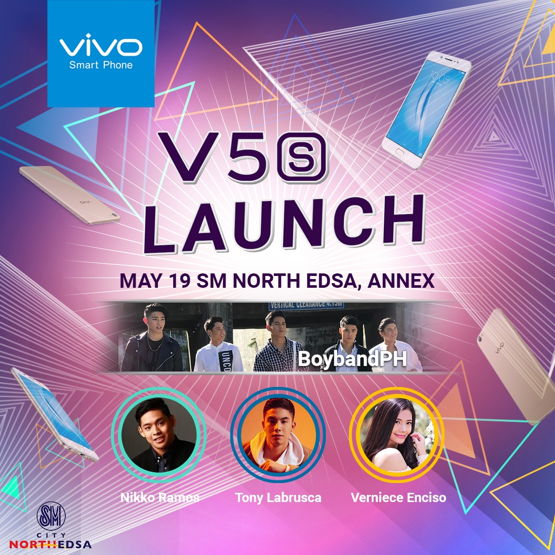 , Vivo V5s to be Launched in PH Today!, Gadget Pilipinas, Gadget Pilipinas