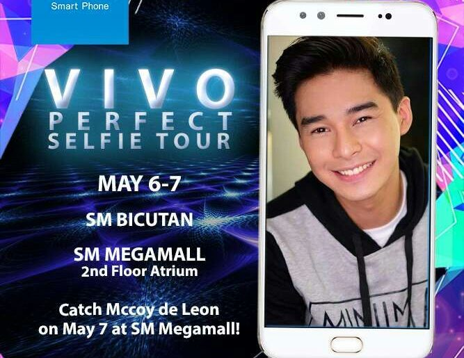 vivo mt 1 667x515 - Mccoy de Leon and Anjo Damiles to Perform in Vivo Mall Tour on May 7
