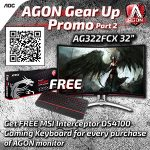 AGON Gear UP Part 2 Gadget Pilipinas 150x150 - Gear Up With AOC Gaming Monitors (Part 2)