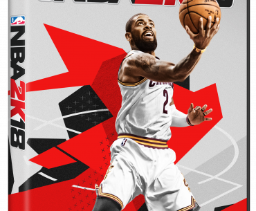 NBA 2K Kyrie Irving 3D 370x305 - Kyriediculous: NBA Champion, NBA All-Star MVP,  and Cover of NBA 2K18