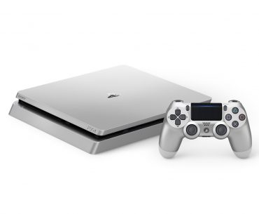 PS4 2000 Silver 03 370x305 - Sony Playstation 4: More than 60 million sold