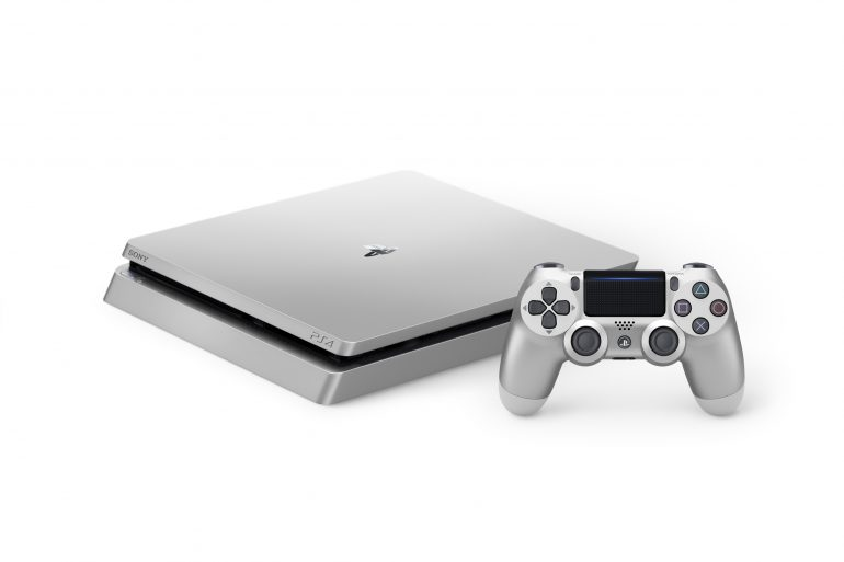 , Glitter in Gold or Silver with Sony's Latest Playstation 4 Colors, Gadget Pilipinas