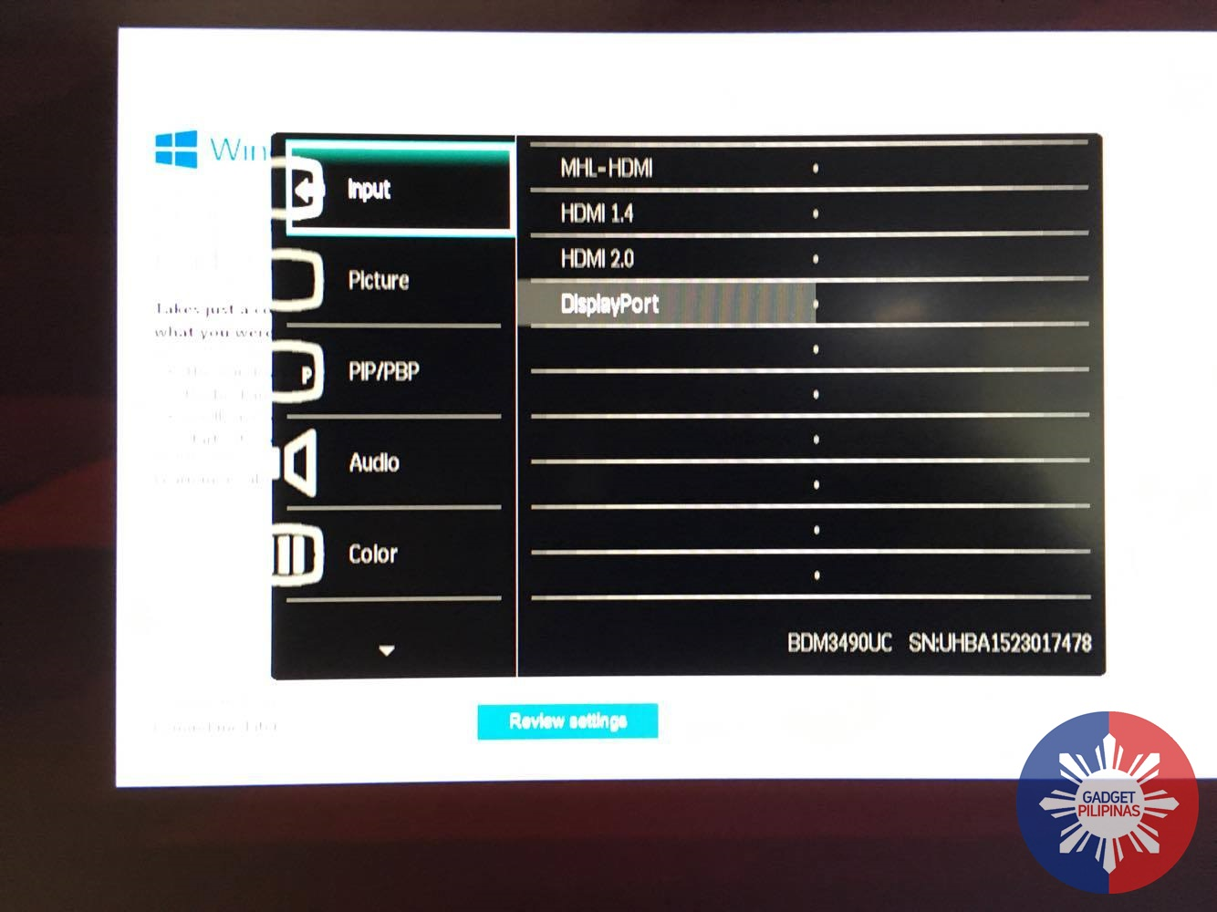 Philips BDM349OUC Curved UltraWide LCD Monitor Review 21