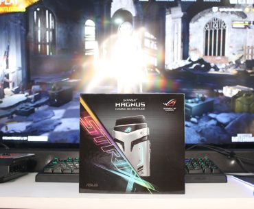 ASUS ROG Strix Magnus Review: Streamer's Delight