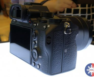 Sony brings ultra-flast mirrorless A9 to PH