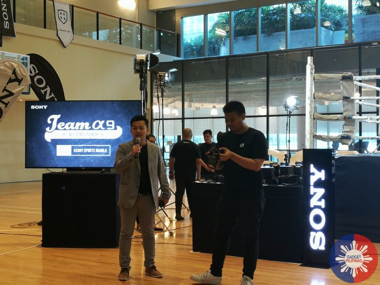 Sony A9 Philippines 38 770x578 - Sony brings ultra-flast mirrorless A9 to PH