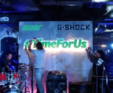 Acer Philippines Partners with G-Shock for TimeForUs Campaign