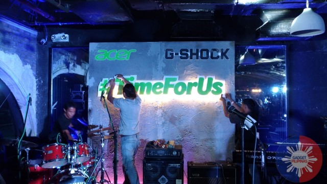 acer x gshock2 - Acer Philippines Partners with G-Shock for TimeForUs Campaign