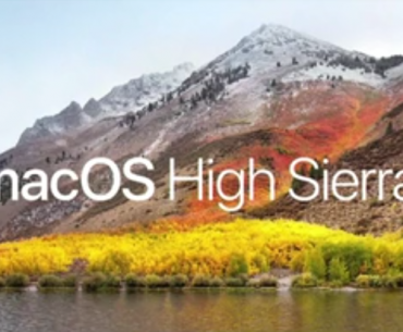 high sierra 1 370x305 - Apple Announces macOS High Sierra