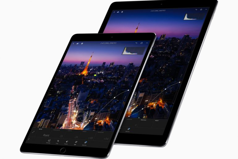 Apple Intros New iPad Pros with A10X Fusion Chip, 120Hz Displays, and iOS 11