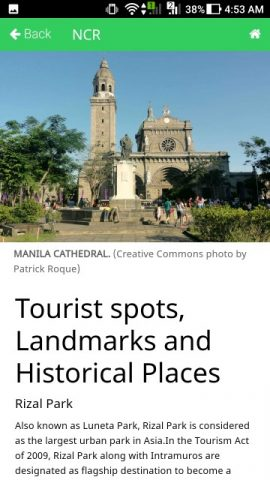 The KulTOURa app is your mobile travel guide in the Philippines