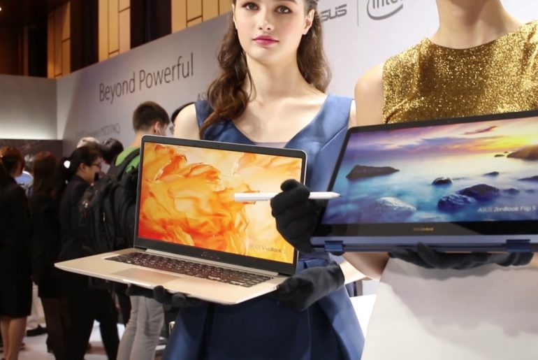ASUS Ambassador Ann Mateo gives her thoughts on the new ASUS Laptops announced at Computex Taiwan 2017