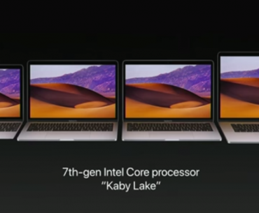 Apple Refreshes MacBook and MacBook Pro Lineup: Kaby Lake, Faster SSDs, Better Keyboards