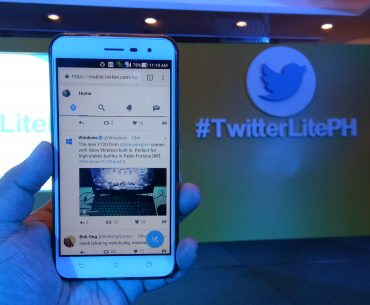 twitter lite 01 370x305 - Twitter Lite Officially Launched in PH