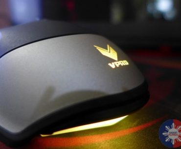 Rapoo VPRO V310 Gaming Mouse Review