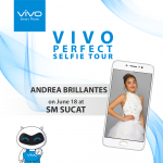 vivo sm sucat 150x150 - Young Actress Andrea Brillantes to Join Vivo's Mall Tour Today!