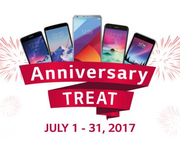 70th anniv LG Mobile banner 370x305 - LG Celebrates 70th Global Anniversary with Promos and Discounts for Selected Handsets!